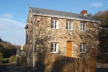 Tin Stream Cottage.
