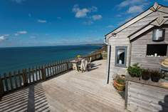 Rockwater Cabin - Holiday Cottage - 2 miles W of Kingsand