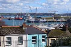 Blue Haven Sleeps 2, Falmouth.