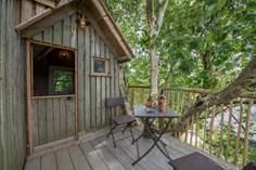 Horsecombe Treehouse - Holiday Cottage - Salcombe
