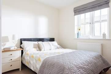 The double bedroom (Bedroom 2)
