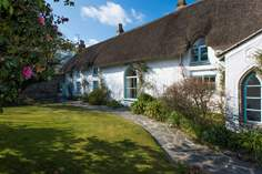 Rosemorran Cottage - Holiday Cottage - 1.2 miles N of Penzance