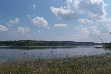 On the way to Bath you will pass the Burrington Reservoir.