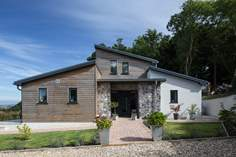 Grand View Sleeps 6 + cot, 2.3 miles SW of Newton Abbot.