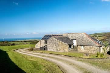 Spectacular Mill Barn.