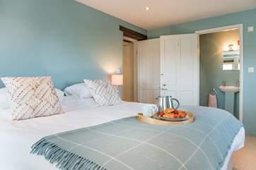 Bedroom 4 has an en suite shower-room.
