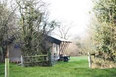 Mukota Safari Tent - Holiday Cottage - 1.4 miles N of Shaftesbury