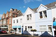 4a Ship House - Holiday Cottage - Seaview