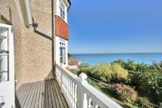 Bay House - Holiday Cottage - Seaview