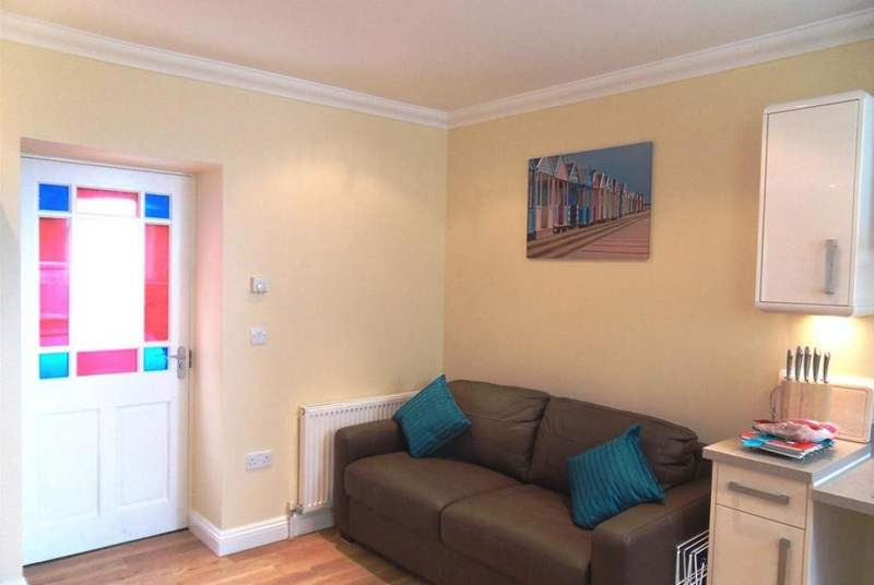 Battenburg - living area