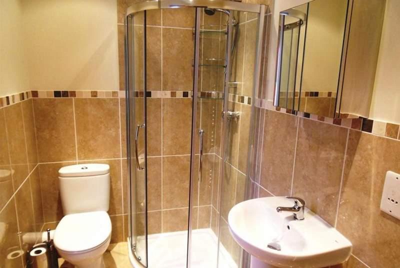 Beatrice - shower room