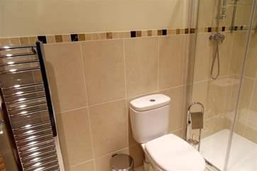 Cadogan bathroom with walk in shower