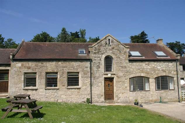 The Priory Coach House