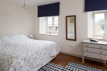 Bedroom 1 offers an abundance of space, and with 'zip and link' beds it offers extra flexibility for all sleeping requirements.