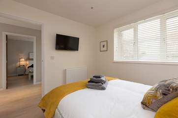Another view of this beautifully presented bedroom.
