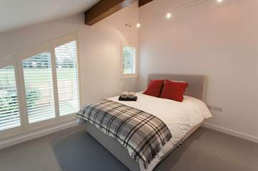There are plenty of beautiful bedrooms to choose from