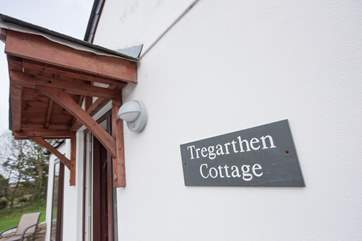 Welcome toTregarthen Cottage.
