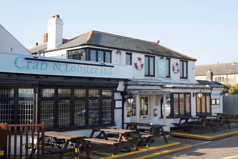 The Crab and Lobster pub is a lovely and popular pub serving great fun and local ale