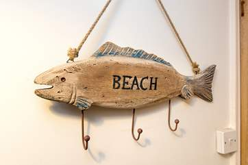 You will certainly be heading off there whilst at Pollywinky Cottage!