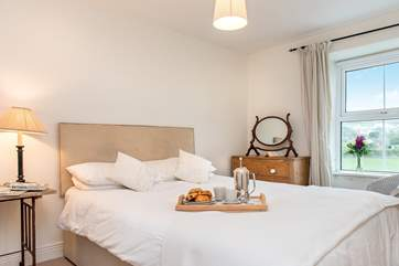 Pollywinky Cottage has three delightful bedrooms.