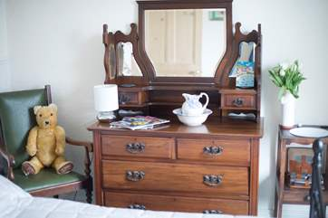 Some lovely pieces of furniture.