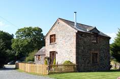 Leat Mill Cottage - Holiday Cottage - 8.6 miles NW of Tavistock