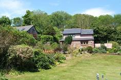 The Garden Cottage - Holiday Cottage - 5.4 miles SE of Kingsbridge