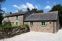 Seaureaugh Cottage - Holiday Cottage - 5.7 miles NW of Falmouth