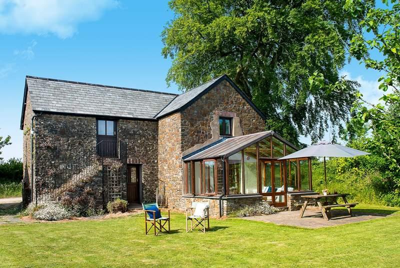 Grascott Cottage.