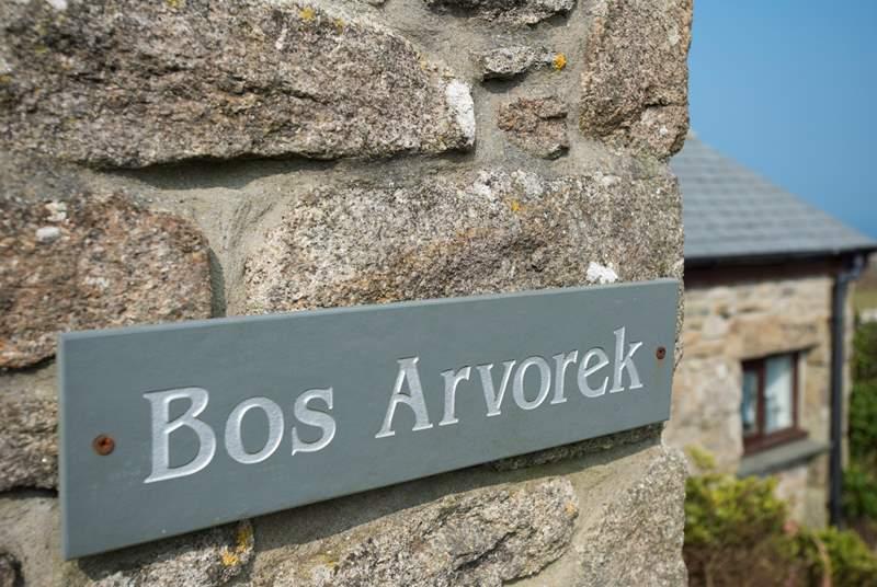 Welcome to Bos Arvorek.