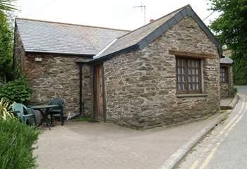 Ferienhaus in Crantock