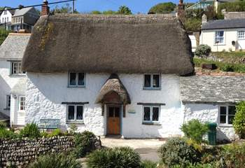 Ferienhaus in Cadgwith