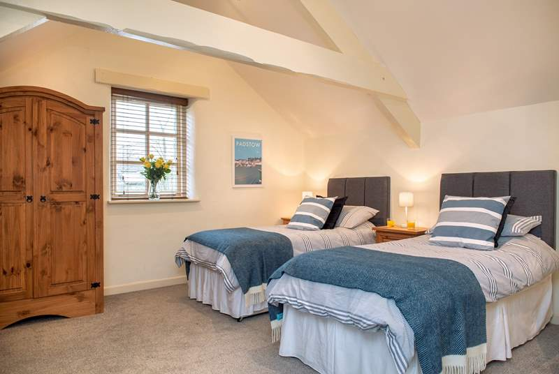 Daydream Cottage has three beautifully appointed bedrooms.