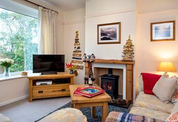 Don't just save it for the summer, Fred's House is the perfect retreat all year round- and at Christmas time it is extra special