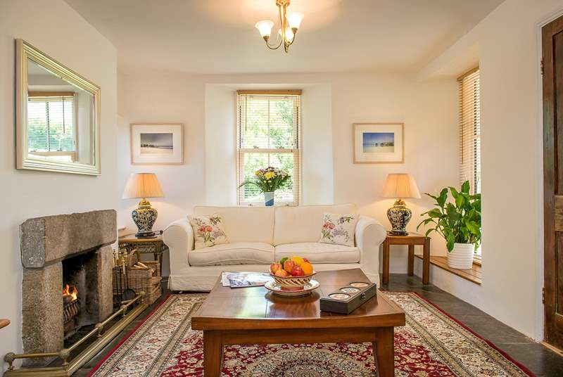 The cottage is beautifully presented throughout.
