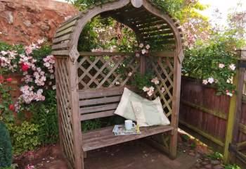 You may just decide to relax at the cottage and take in the peaceful surroundings!