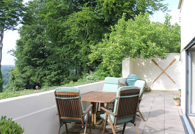 A great spot for a drink or an al fresco meal.