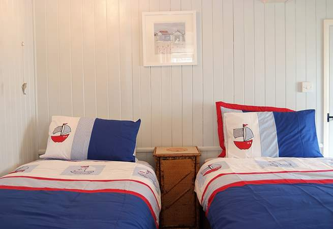 ....or as twin beds.