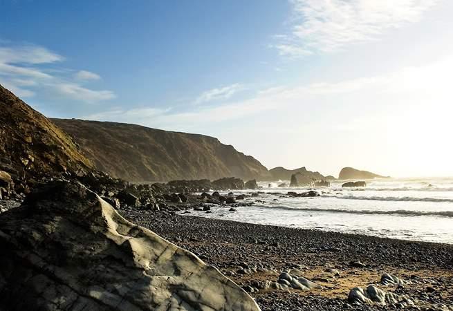 The coastal walks are wonderful.