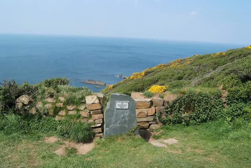 There are many coastal walks to discover and the scenery is quite spectacular.