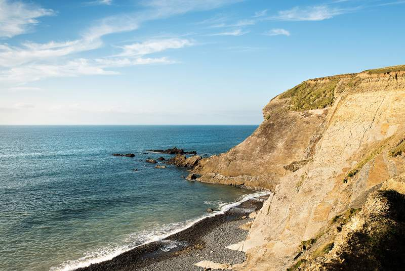 The North Coast has a wonderful mix of beautiful beaches and stunning scenery