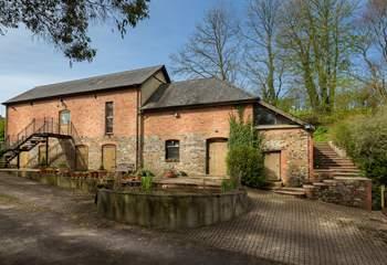 Ferienhaus in Tiverton
