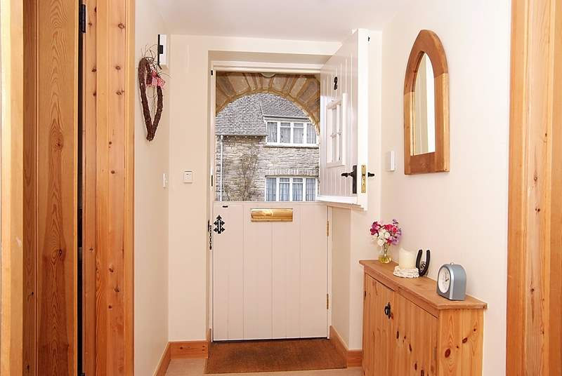 2 Penny's Cottages has such a welcoming feel. You won't want to leave.