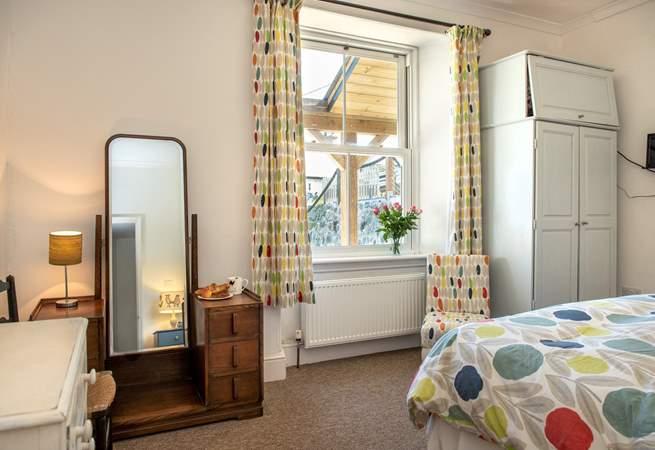 This bedroom is very spacious (Bedroom 1).