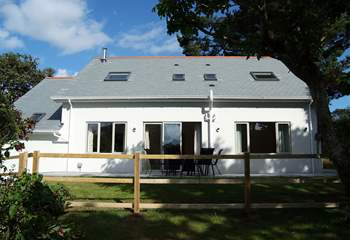 Ferienhaus in Carlyon-Bay