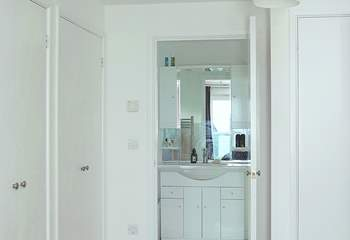 Spacious bedroom 2 also has an en suite shower-room.