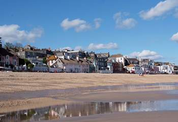 Visit famous Lyme Regis and take a boat trip out into Lyme Bay.