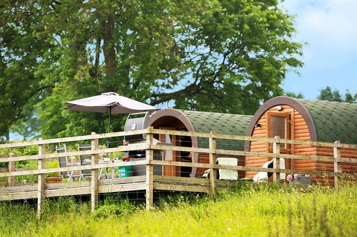 Holiday Cottages with a Hot Tub | Classic Cottages