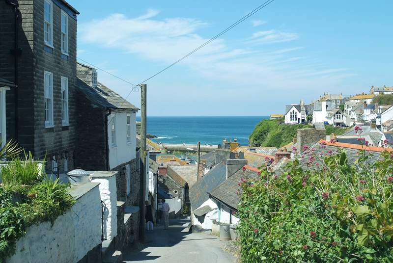 The picturesque village of Port Isaac is well worth a trip (approx 45 minutes drive).