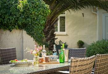 Sitting on the patio for a barbecue with family and friends is where you want to be.